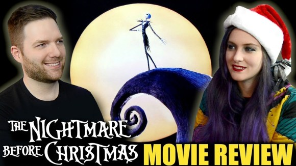 Chris Stuckmann - The nightmare before christmas - movie review