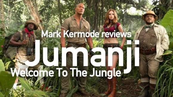 Kremode and Mayo - Jumanji: welcome to the jungle reviewed by mark kermode