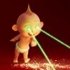 Nieuwjaarsposter 'Incredibles 2'
