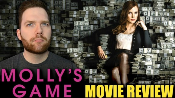 Chris Stuckmann - Molly's game - movie review