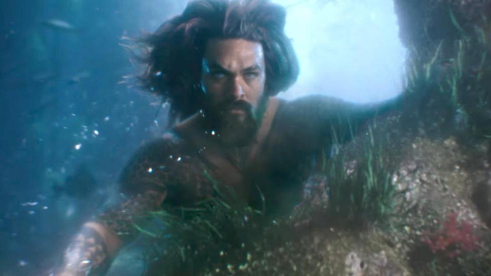 Nieuw beeld 'Aquaman' toont de held