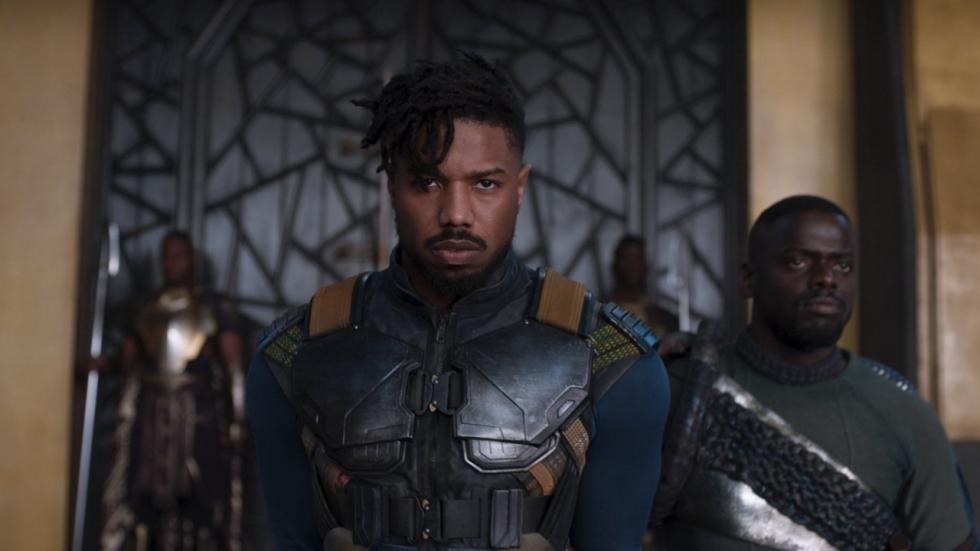 Slechterik 'Black Panther' geïnspireerd door Ledgers Joker en Fassbenders Magneto
