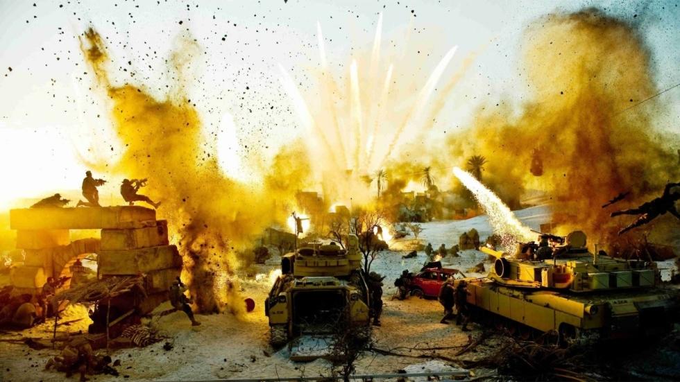POLL: Explosies in films!!