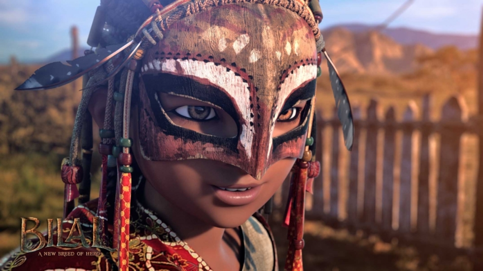 Mooie trailer animatiefilm 'Bilal: A New Breed of Hero'