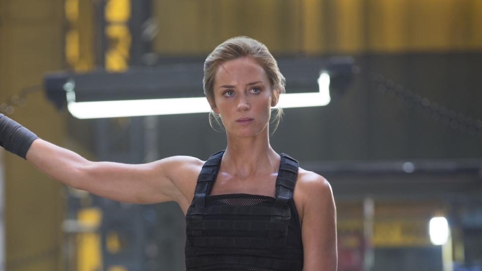 Emily Blunt: Films promoten via sociale media is nutteloos