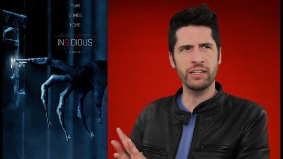Jeremy Jahns - Insidious: the last key - movie review