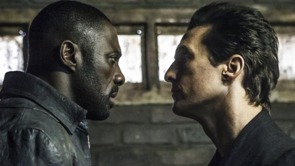 Blu-ray review 'The Dark Tower' - Elba en McConaughey in de King-flop
