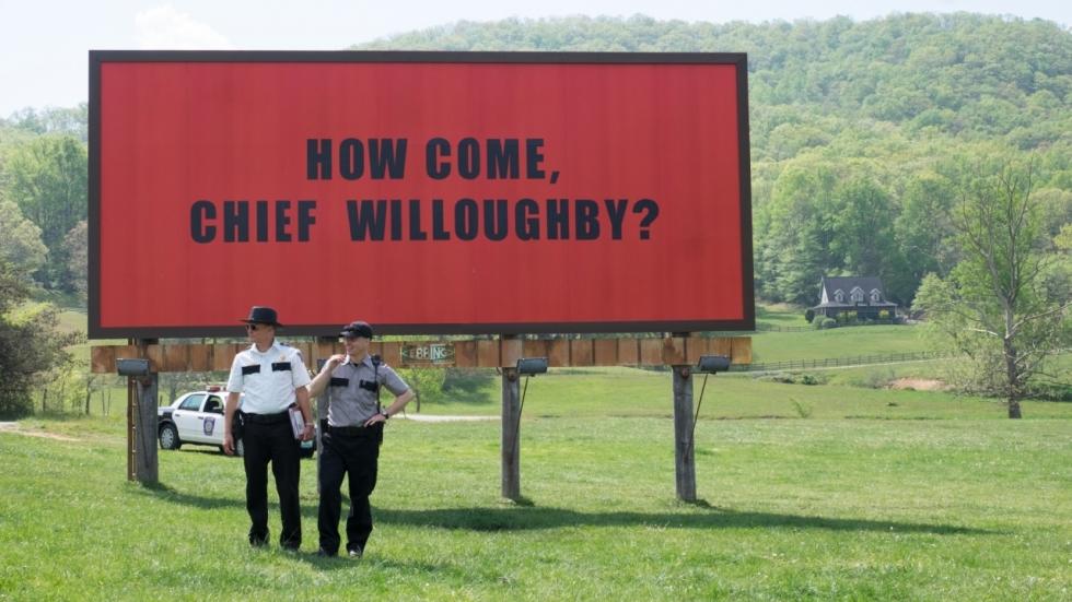 Aanrader: 'Three Billboards Outside Ebbing, Missouri'
