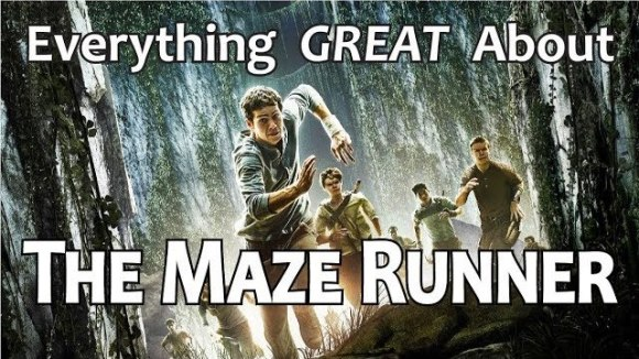 CinemaWins - Everything great about the maze runner!