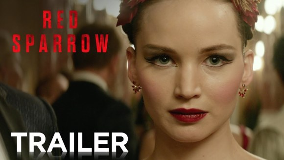 Red Sparrow - Official Trailer 2