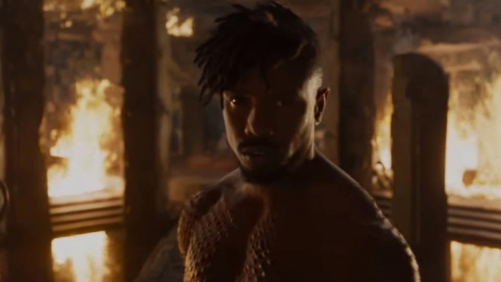 Trailer 'Black Panther' kondigt oorlog aan