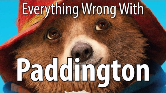 CinemaSins - Everything wrong with paddington in 10 minutes or less