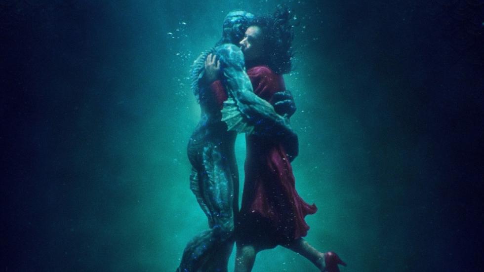 'The Shape of Water' grootste kanshebber bij de BAFTA's