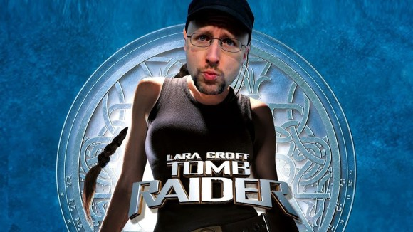 Channel Awesome - Lara croft: tomb raider - nostalgia critic