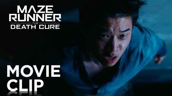 Maze Runner: The Death Cure - Clip: In the Maze