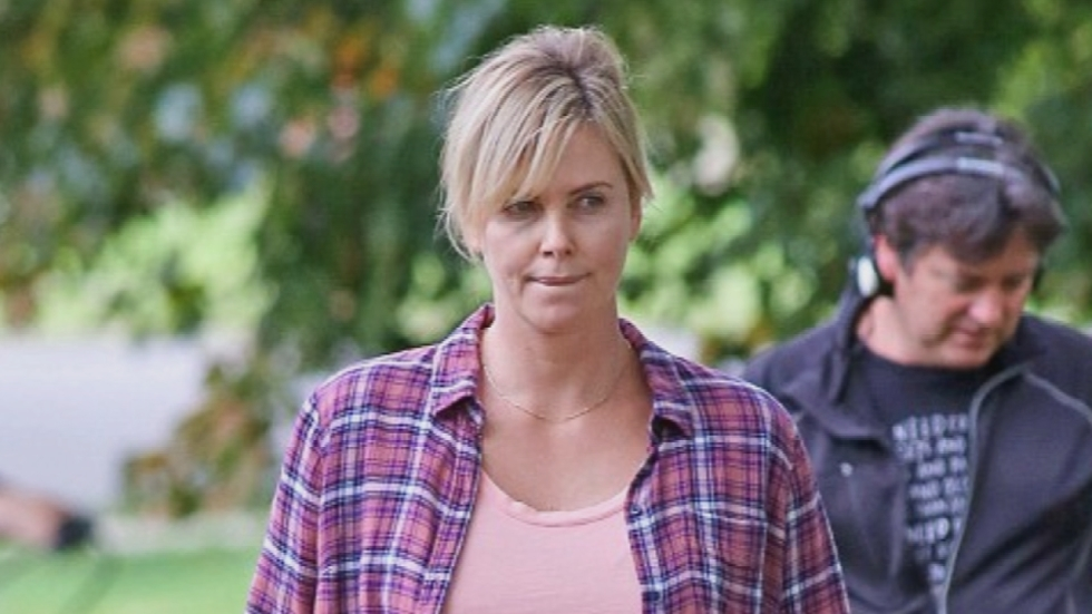 Charlize Theron in eerste trailer Jason Reitmans 'Tully'