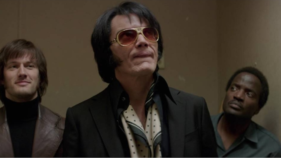 Blu-ray review 'Elvis & Nixon' - Shannon & Spacey