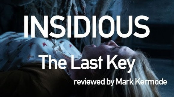 Kremode and Mayo - Insidious: the last key reviewed by mark kermode