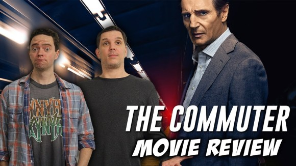 Schmoes Knows - The commuter movie review
