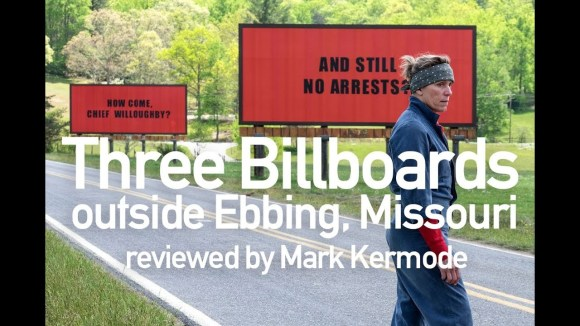 Kremode and Mayo - Three billboards outside ebbing, missouri reviewed by mark kermode