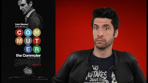 Jeremy Jahns - The commuter - movie review