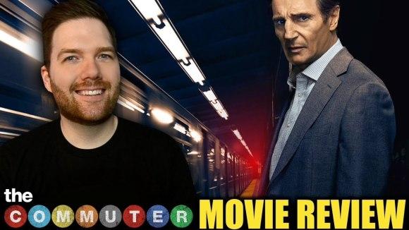 Chris Stuckmann - The commuter - movie review