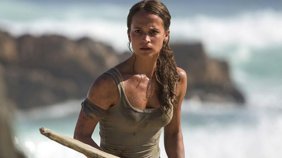 Nieuwe beelden 'Tomb Raider'