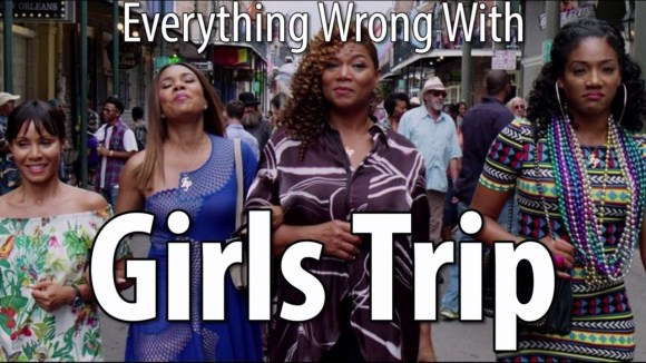 CinemaSins - Everything wrong with girls trip