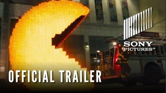 Pixels - Official Trailer