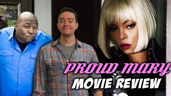 Schmoes Knows - Proud mary movie review