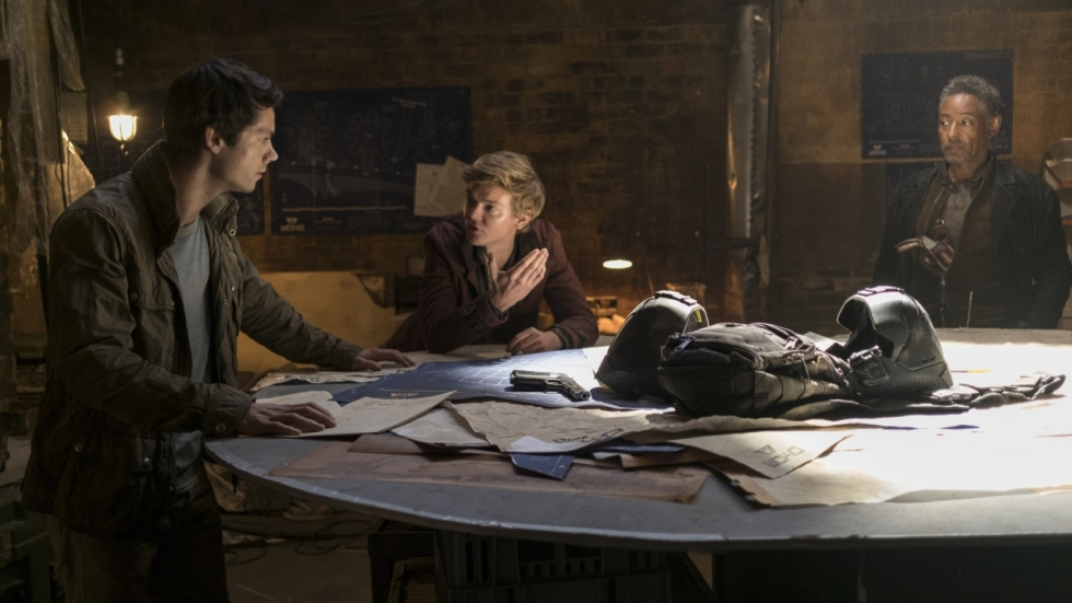 Film van de week: 'Maze Runner: The Death Cure'