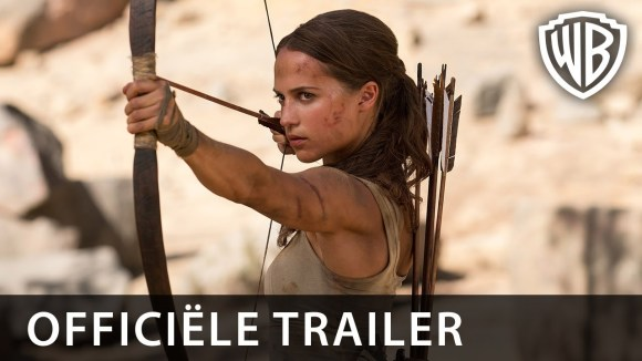 Tomb Raider - Officiele trailer 2
