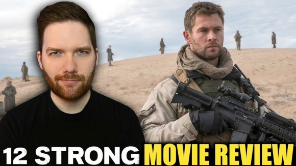 Chris Stuckmann - 12 strong - movie review