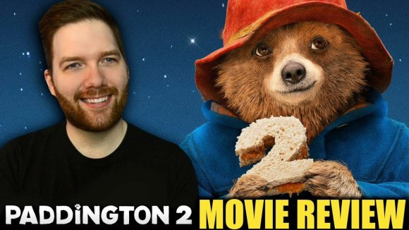 Chris Stuckmann - Paddington 2 - movie review