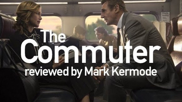 Kremode and Mayo - The commuter reviewed by mark kermode