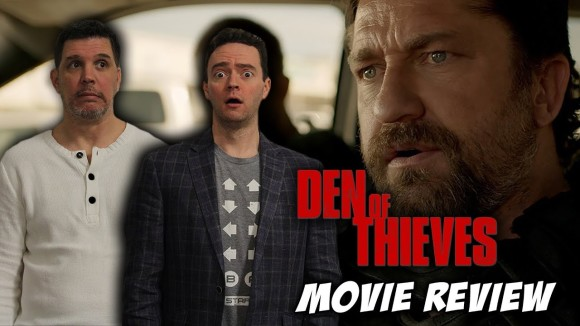 Schmoes Knows - Den of thieves movie review