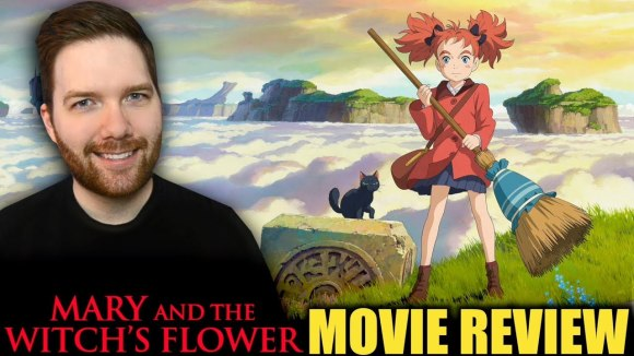 Chris Stuckmann - Mary and the witch's flower - movie review