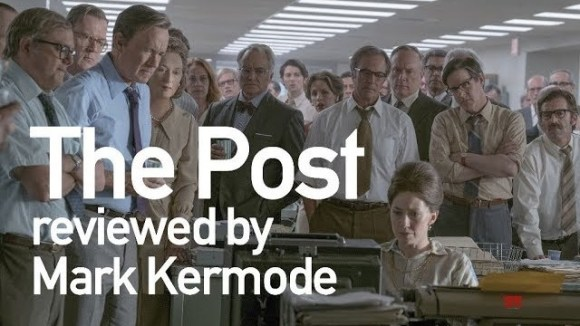 Kremode and Mayo - The post reviewed by mark kermode