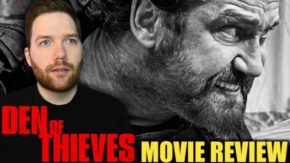 Chris Stuckmann - Den of thieves - movie review