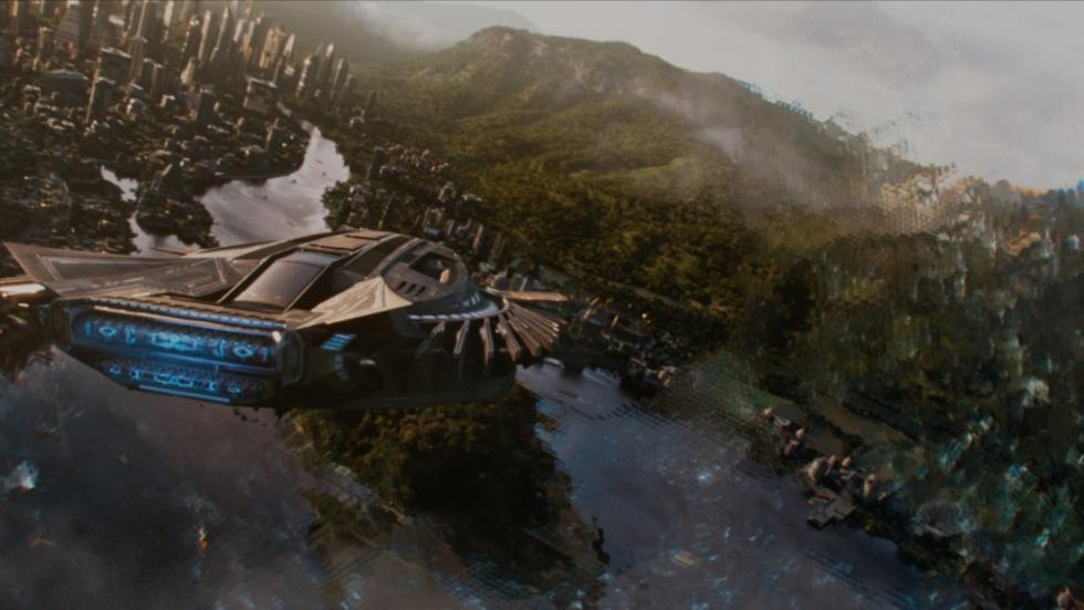 'Black Panther' de ruimte in - check de eerste clip!