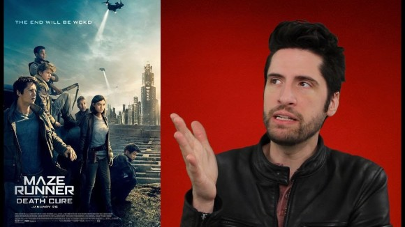 Jeremy Jahns - Maze runner: death cure - movie review