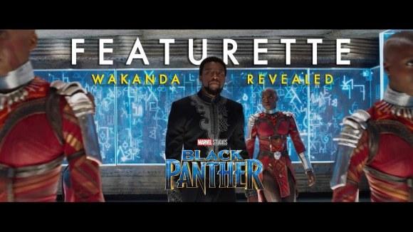 Black Panther - Featurette: Wakanda Revealed
