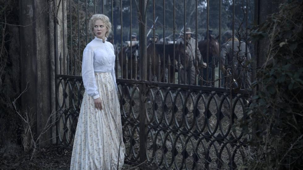 Blu-ray review 'The Beguiled' - levensgevaarlijk meisjesinternaat