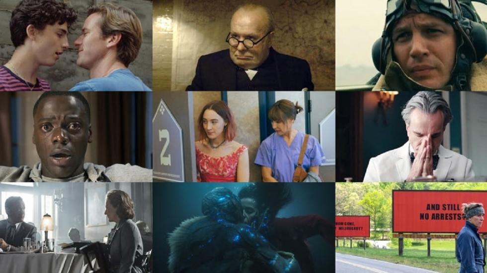 De negen 'Beste Films' - welke film wint de Oscar?