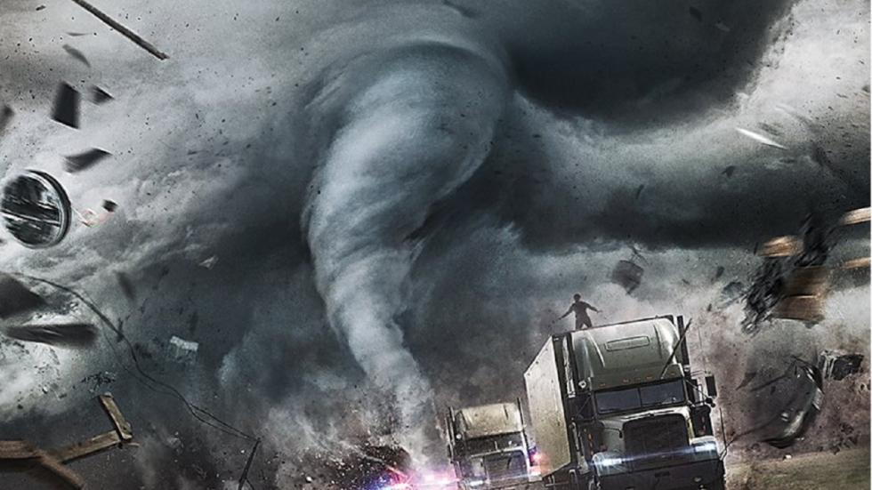 Trailer orkaan-rampenfilm 'The Hurricane Heist'