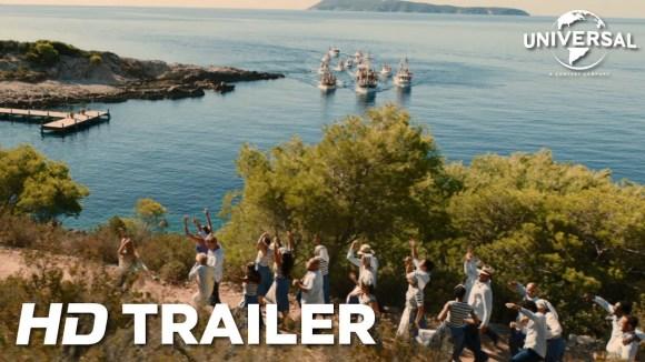 Mamma Mia! Here We Go Again - International Trailer