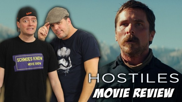 Schmoes Knows - Hostiles movie review