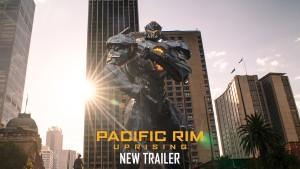 Pacific Rim Uprising (2018) video/trailer