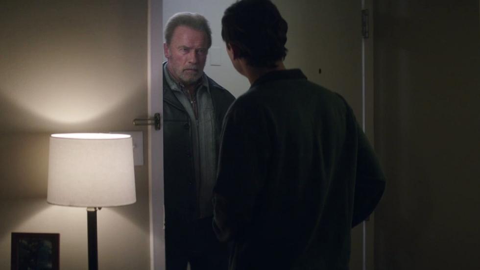 Blu-ray review 'Aftermath' - Schwarzenegger zoekt wraak