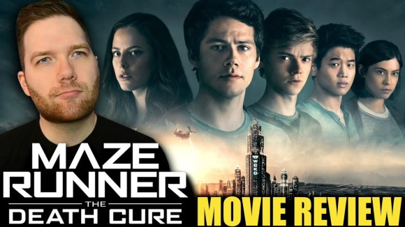 Chris Stuckmann - Maze runner: the death cure - movie review